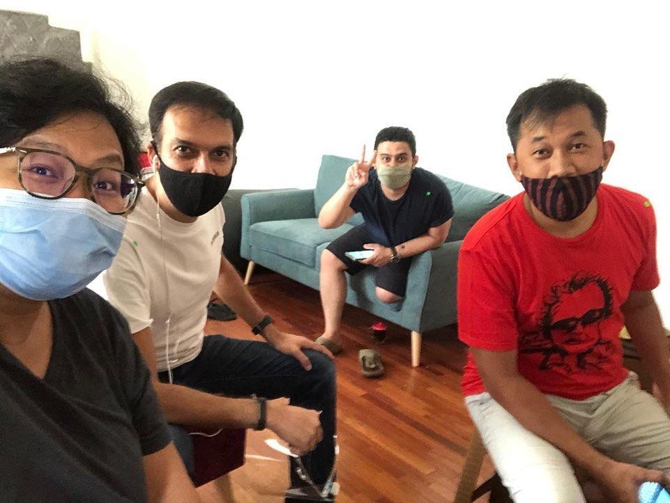 Ada Kabar Dari Produser Manoj Punjabi Tentang Film Surga Yang Tak Dirindukan 3