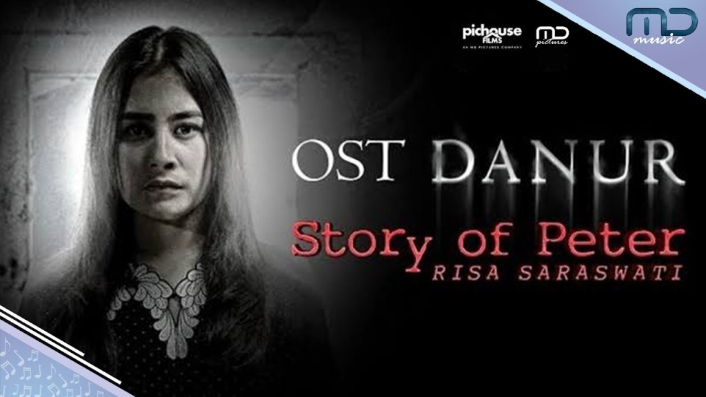 Risa Saraswati - Story of Peter (Official Lyric Video) I OST. Danur