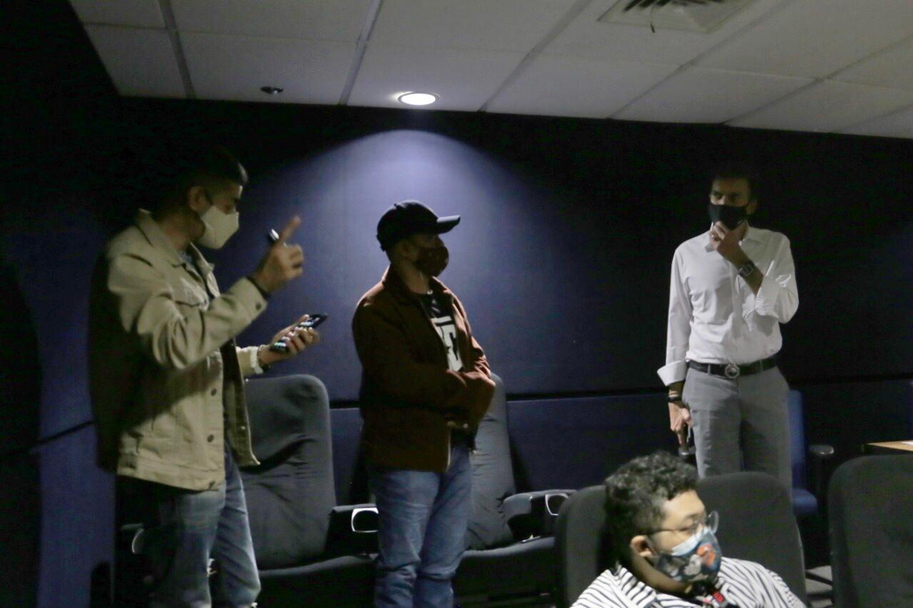 Manoj Punjabi Preview Salah Satu Proyek Film