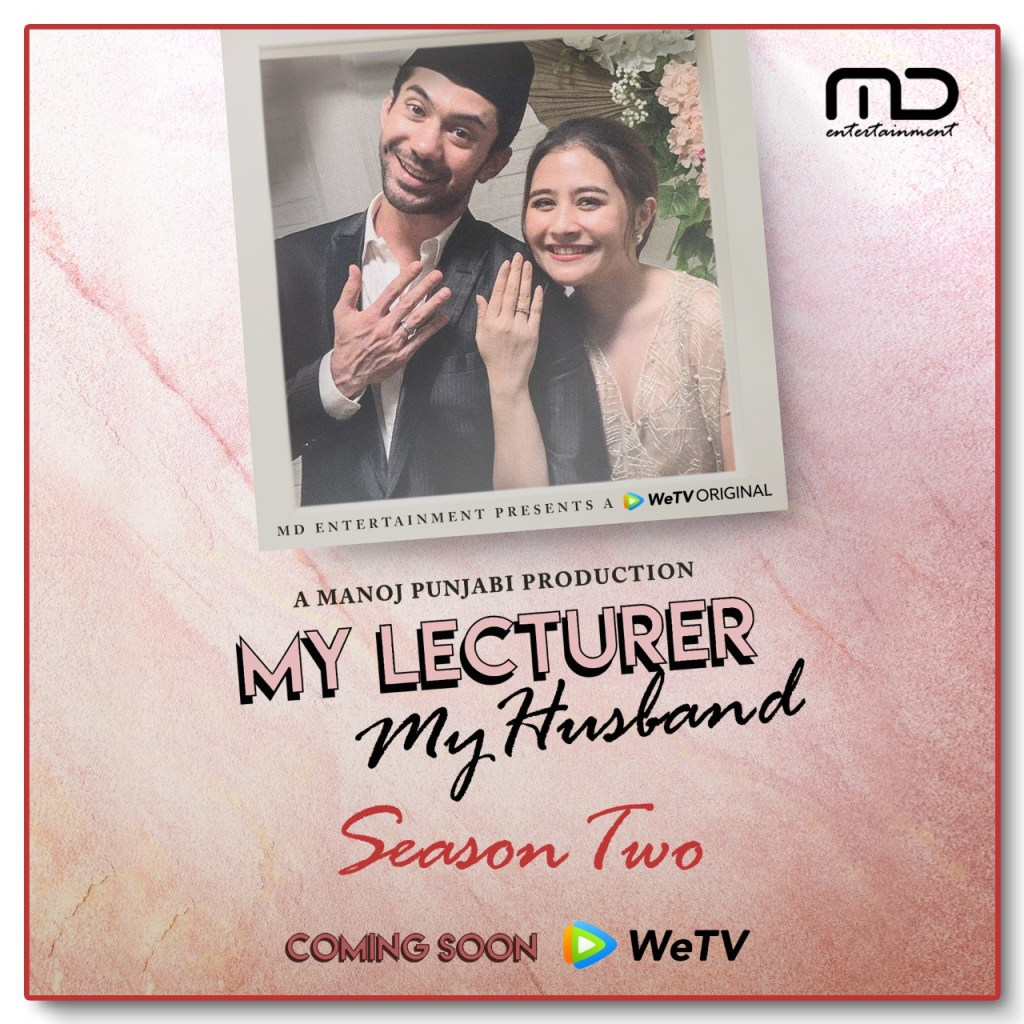 My Lecturer My Husband is COMING BACK for a SECOND SEASON!!