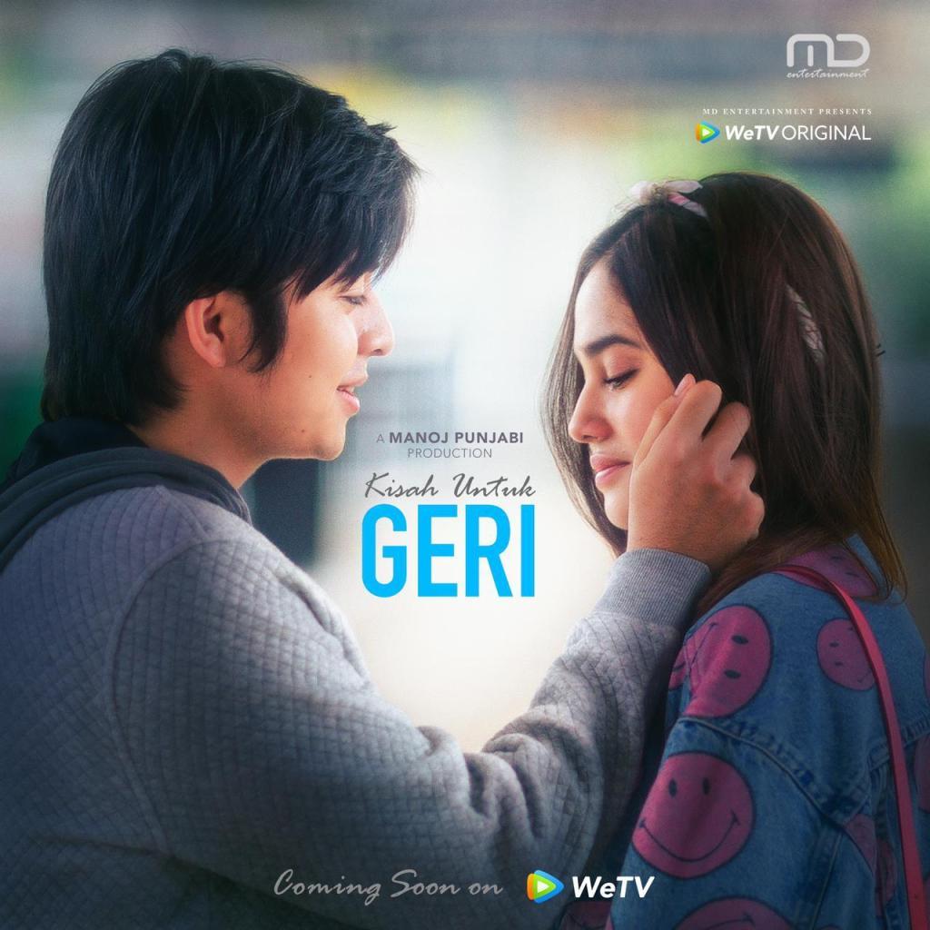 Kisah Untuk Geri Official Trailer on WeTV Indonesia