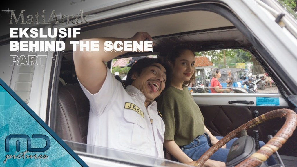 MatiAnak - Behind The Scenes Part 1