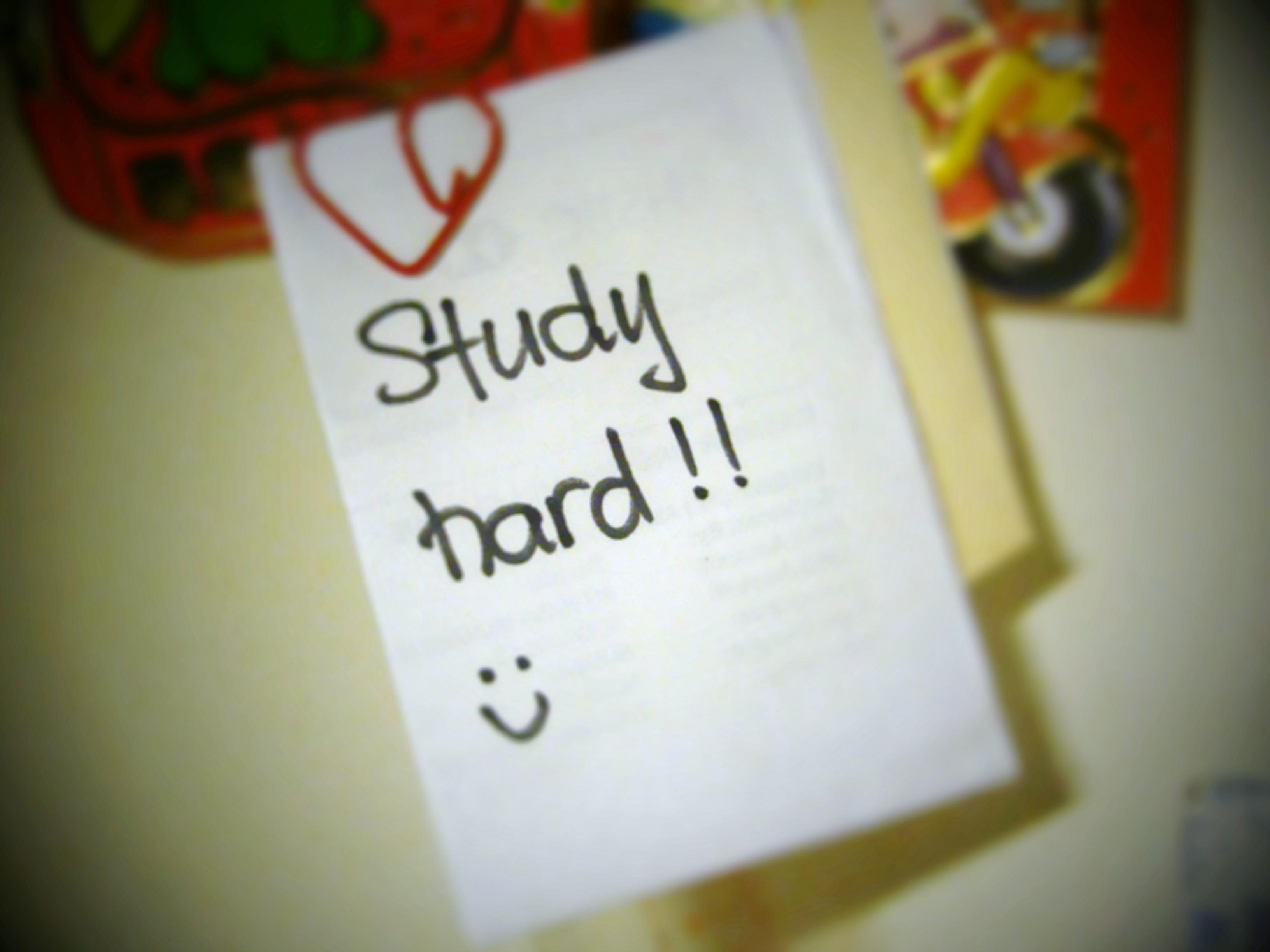 External Study Tasks