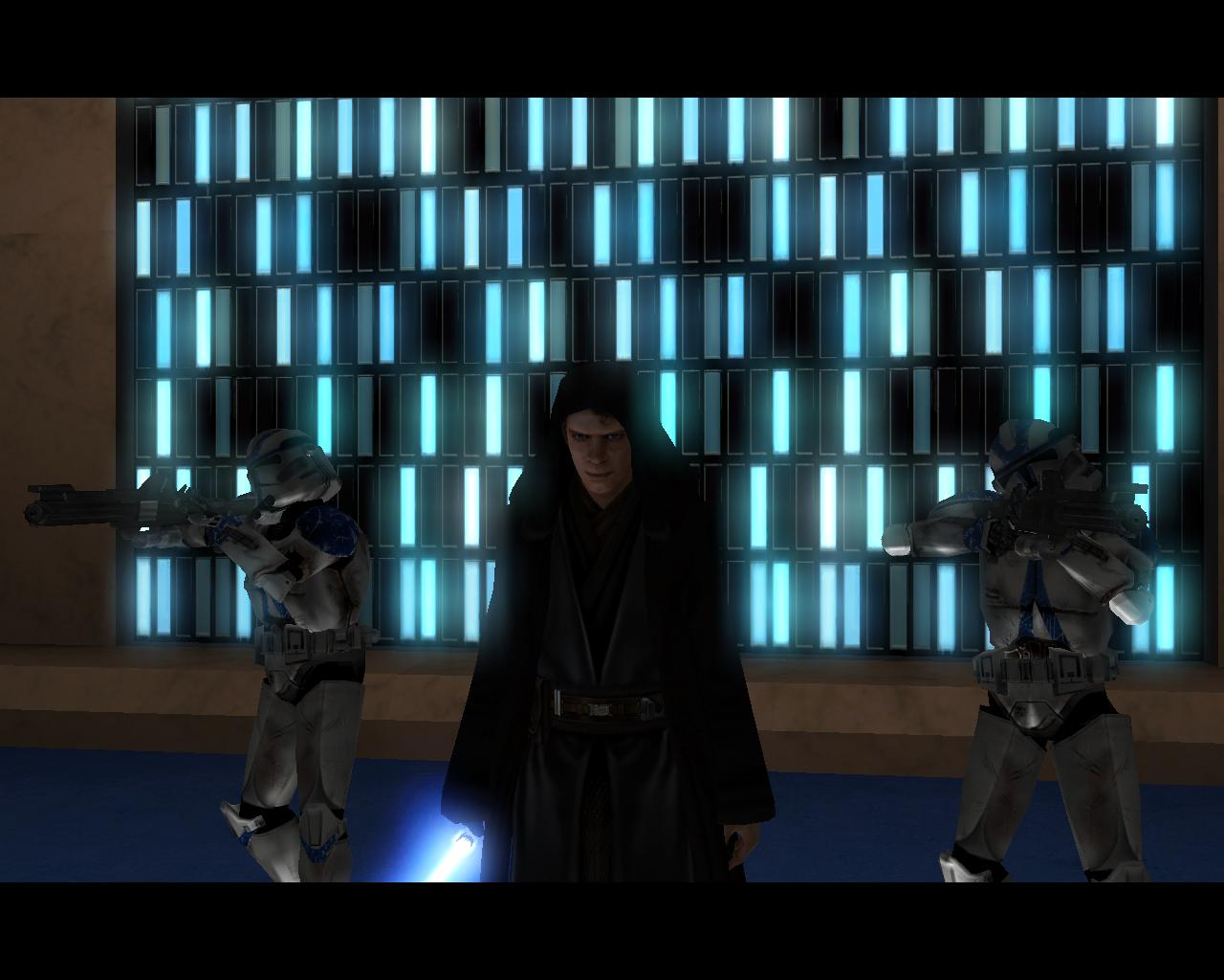 Where Is The Jedi Temple In Star Wars Force Unleashed