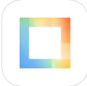 Icono de App Layout de instagram para fotografía móvil