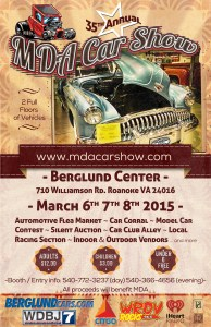 35th Annual MDA Car Show