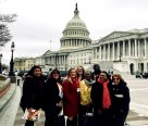 MDAEYC members visit the US Capitol