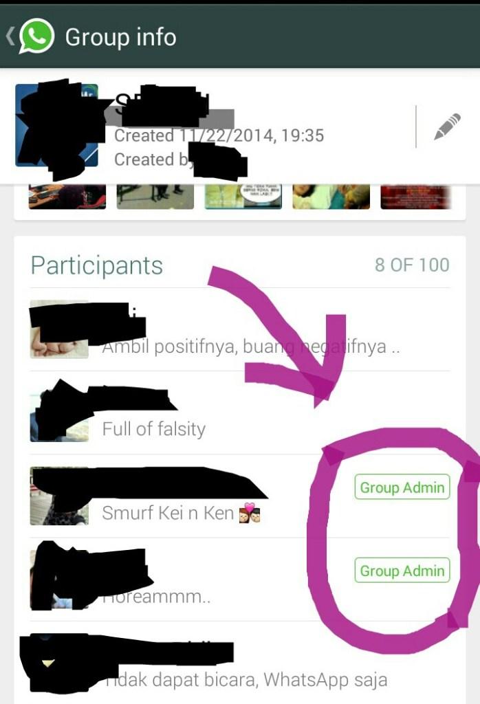 WhatsApp Group Chat Terbaru