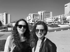 De visita a la Facultad de Arquitectura de Split.