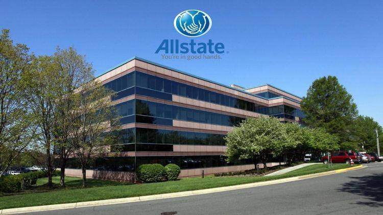 Allstate regional claims office in Virginia