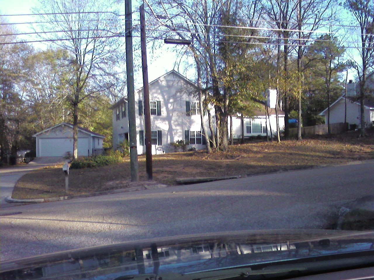 My old house