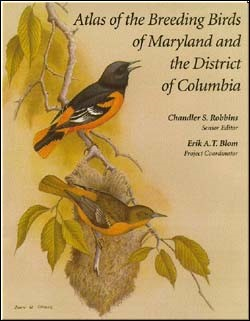 First Atlas of the Breeding Birds of Maryland and the District of Columbia
