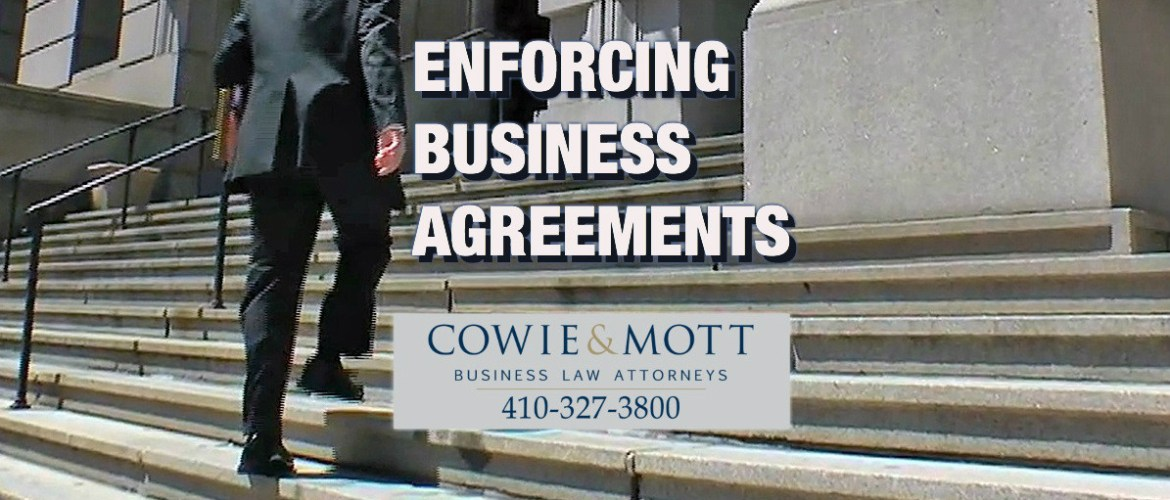 Cowie Mott Protecting Businesses From Unfair Competition In Maryland