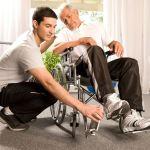 rehabilitacja neurologiczna na wózku