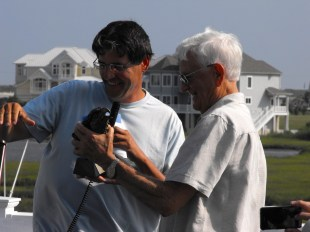 Steve Taylor and Bob Abele