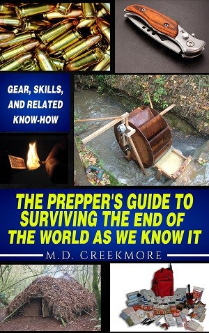 Become a master prepper! Over 10,000 copies purchased and growing! How To Survive TEOTWAWKI.