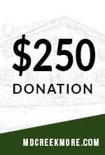 250 donation