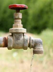 tap water long-term storage