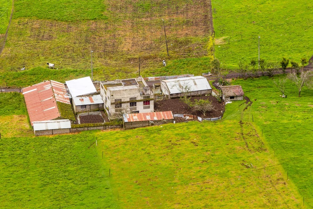 Small Ecuadorian Farm
