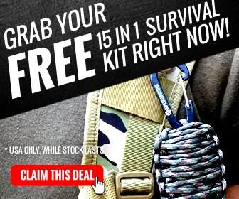 Free Survival Grenade