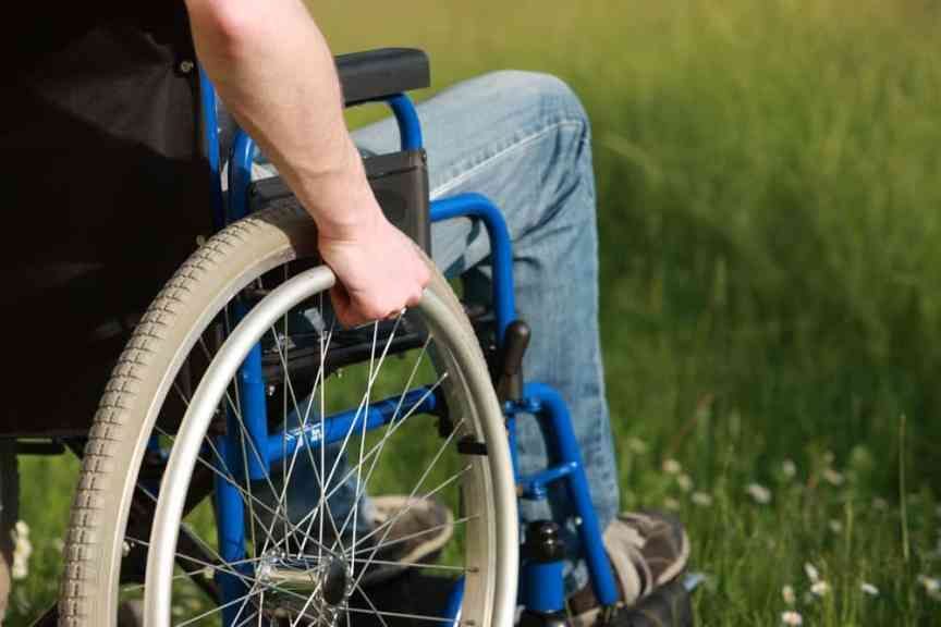 how to be a prepper with a disability
