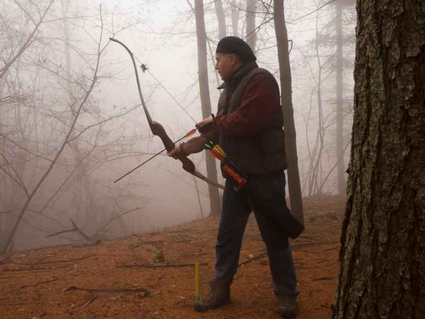 bow hunting for survival
