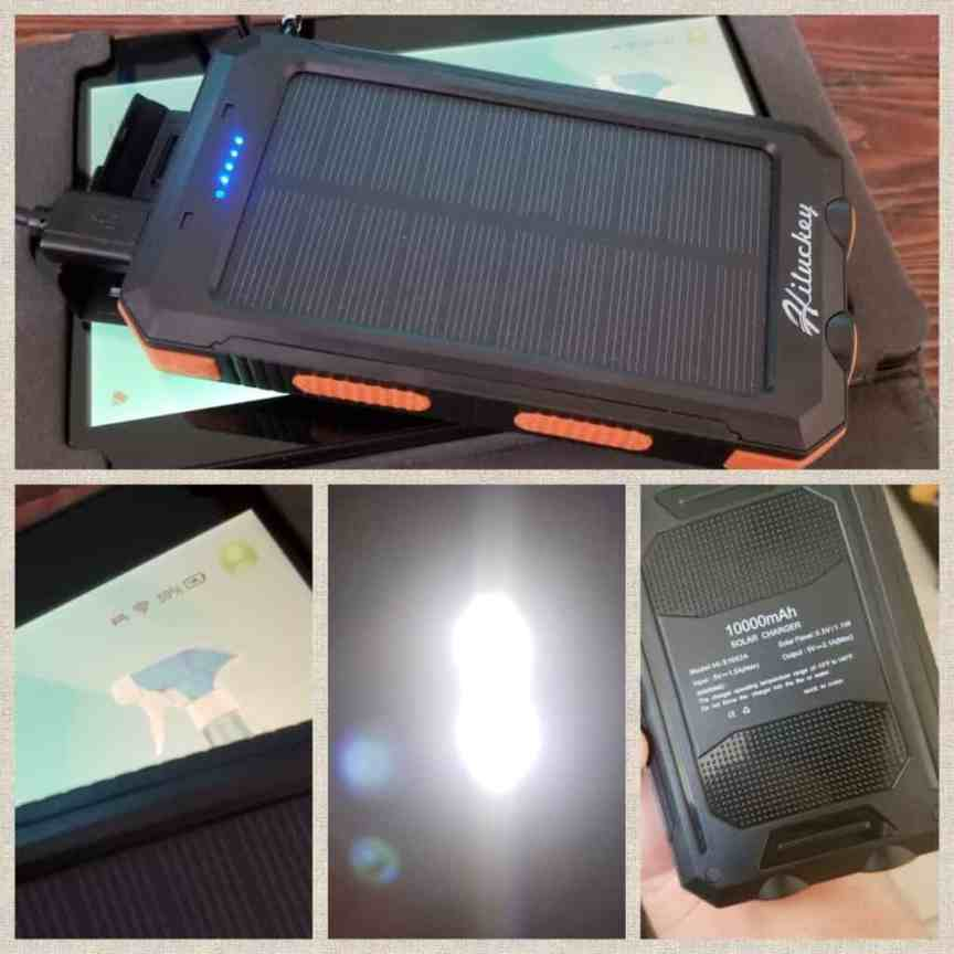solar charger review