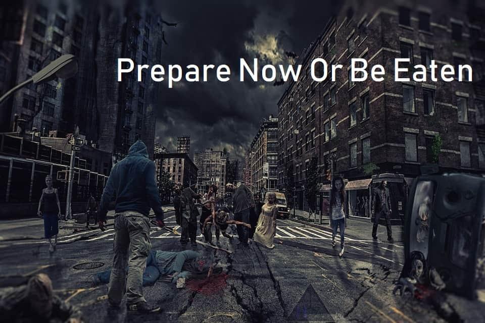 zombie apocalypse survival guide