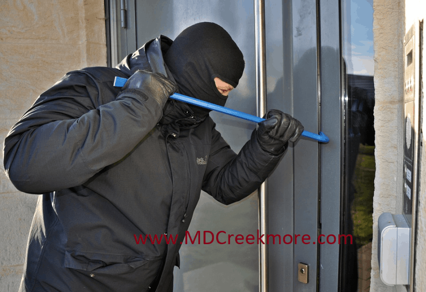 burglar home defense tips