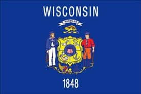 wisconsin flag - knife laws