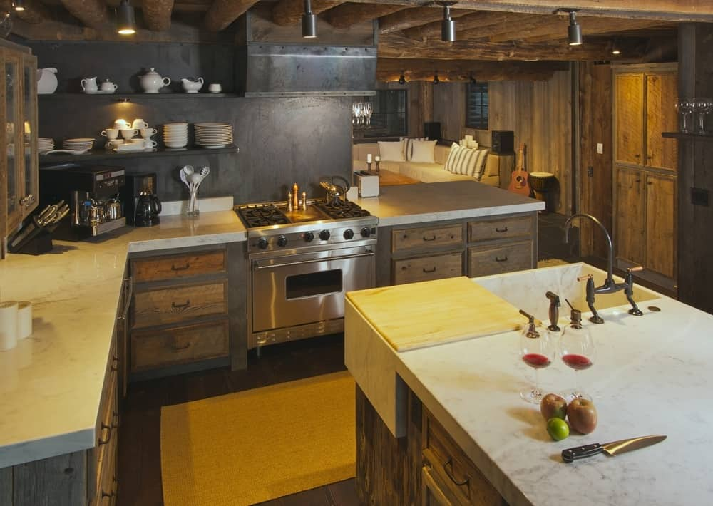 Can You Paint a Log Cabin interior?
