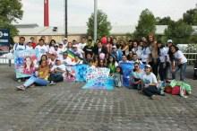 Sede MDC Guadalajara - México, firma de autógrafos Viva Kids