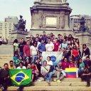 Encuentro mundial MDC en ciudad de México, año 2013, para el Viva Tour.