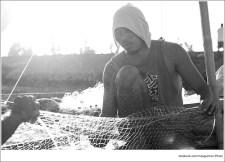cadiz fisherfolk after typhoon haiyan