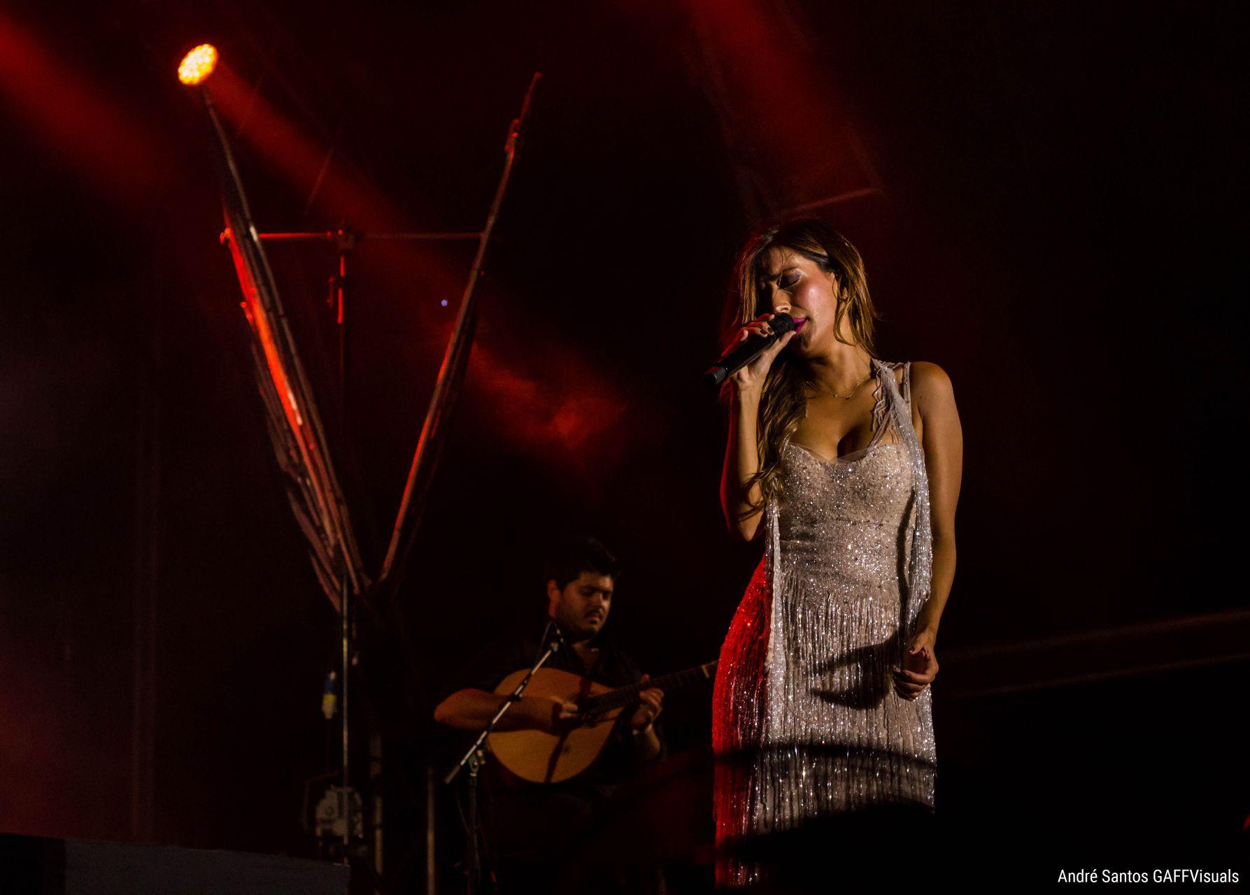 O Sol da Caparica: Ana Moura