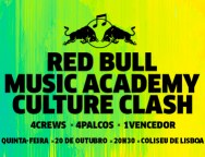 Red Bull Music Academy Culture Clash