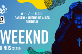 NOS Alive, The Weeknd