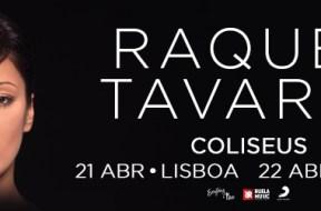 Raquel Tavares, Coliseu, Porto