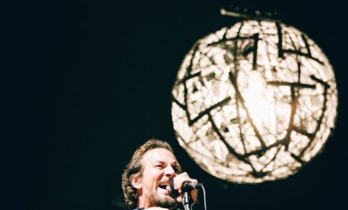 Pearl Jam no Palco NOS /  Pearl Jam performing on NOS Stage