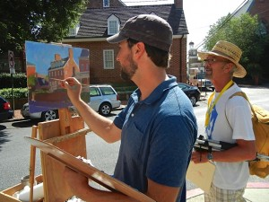 Rick Casali, Paint Annapolis 2014