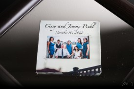 Micah DeBenedetto/MD Photography - 2013 Custom Wedding CD Image Case