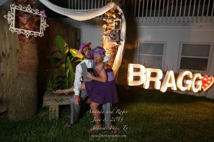 Amanda and Roger Photo Fun Station-8