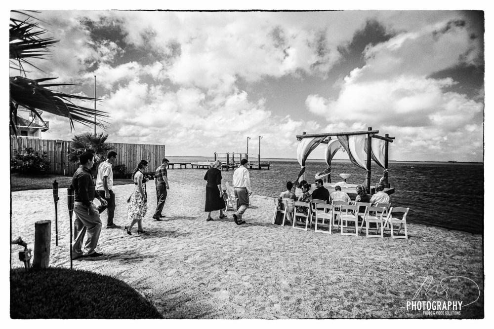 Meg and John Wedding | Mansion by the Sea, Aransas Pass, Texas | June 6, 2014 (1/6)
