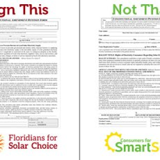 FPL Fears Democracy More Than Solar Energy Competition