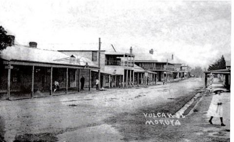 The Changing Face of Vulcan Street, Moruya