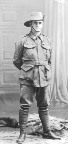Private Harry Keyte