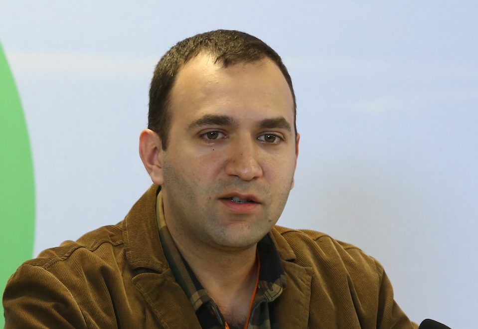 Artur Papyan, MDI Armenia president speaks at PR summit