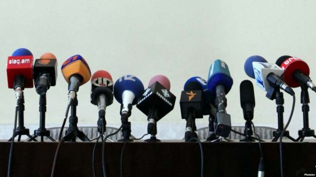 Armenian Media Microphones