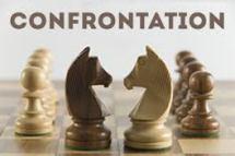art of confrontation