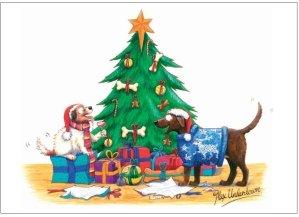 """Christmas Treats"" by Alex Underdown"